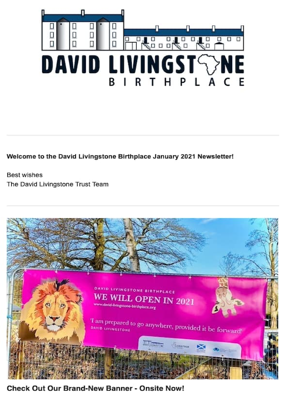DLB Newsletter January 2021